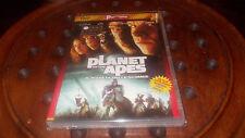 Planet of the Apes. Il pianeta delle scimmie (2001) Editoriale Dvd ..... Nuovo