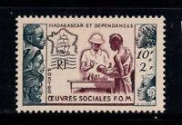 Madagaskar 1950 Yv. 320 Ungebraucht * 100% 10 f, soziale Werke