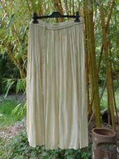Women Loose BOHO Gypsy Chiffon Long Full Skirt