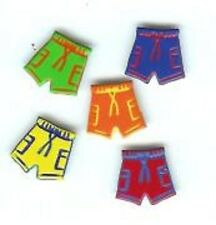 SHORTS / BATHING  SUIT  BRADS ** 2 CUTE ** 5 COLORS ** FINAL QTY** DISCONTINUED