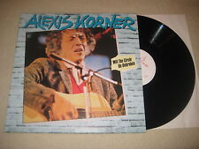 Alexis Korner - Will the circle be unbroken  Vinyl LP