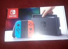 Official Nintendo Switch EMPTY BOX Only Red / Blue
