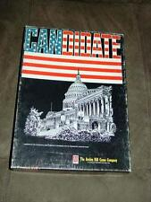 Avalon Hill 1992 - CANDIDATE Game of US Presidential Elections (Punched) rare