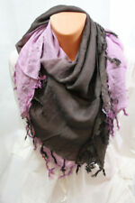 Mehrfarbige Fransen Damen-Schals & -Tücher aus Viskose/Rayon