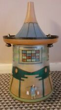 Oriental Large Glass Lantern With Two piece Finial  Hanging Ceiling Hall Lantern