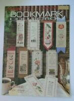 BOOKMARKS COLLECTION  - CROSS STITCH BOOKMARK LEAFLET  #420