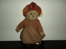 Bearington Bears NELLIE Handcrafted Jointed Limited Edition Retired All Tags