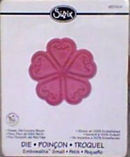 Sizzix Embosslits FLOWER OLD COUNTRY BLOOM Sizzlits fits Cuttlebug 657404