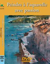 DVD - Peindre à l'aquarelle avec passion