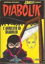 \DIABOLIK SWISS n° 3 - ASTORINA - OTTIMO ! ///