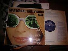 "LP 12"" MANTOVANI HOLLYWOOD DECCA UNBOXED 1967 SKL 4887 EX+"