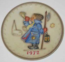 1972 Hummel 2nd Annual Plate #265 Hear Ye! 3 Line Tmk 4 no Box