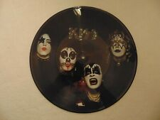 KISS - DEBUT - SELF TITLE - PICTURE DISC LP - UNPLAYED
