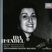 Ida Haendel - Violin Concerto: Live [New CD]