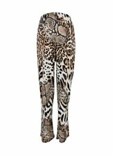 Dorothy Perkins Maternity Animal Print Palazzo Trousers Size 10 NEW AND SEALED