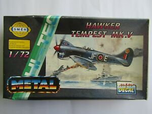 Hawker Tempest MK.V 1/72 Scale
