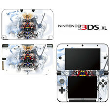 Vinyl Skin Decal Cover for Nintendo 3DS XL LL - Kingdom Hearts