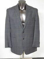 Ralph Lauren Dillard's 42 R 100% Wool 2 Button Sport Coat Jacket Mens Blazer-J20