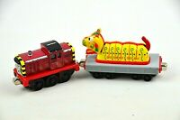 Thomas & Friends Salty + Chinese Dragon Take N Play Magnetic Diecast Train Cars