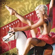 P!nk - Funhouse  - New Double Yellow Vinyl LP + MP3