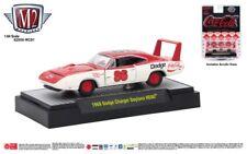 M2 Machines Coca Cola Hobby Release 3 1969 Dodge Charger Daytona HEMI