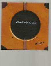 4 CD box  the genius of electric guitar CHARLIE CHRISTIAN  ABC14*