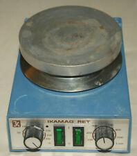 IKA Ikamag RET Magnetrührer mit Heizplatte, Thermometereingang