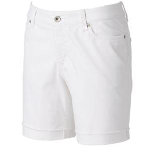 Women's SONOMA Goods for Life Bermuda Jean Shorts Plus size 24 W