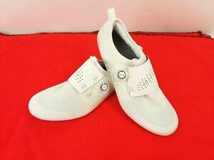 Shimano SH-IC500W Womens Cycling Shoes EU 43 US 10.4 Biking White Spin Gym