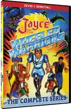Jayce and the Wheeled Warriors: The Complete Series [New DVD] Digital Download