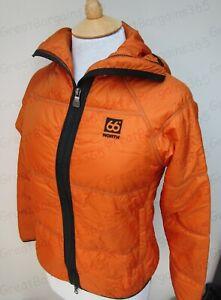 Ladies 66 Degrees North Vatnajokull Primaloft Shield Puffa Jacket Hood S M L New