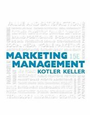 Marketing Management 15th PAPERBACK INTERNATIONAL EDITION