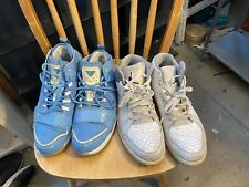 Air Jordan Sneakers Lot of 2 Casual Shoes Classic Basketball Shoes Blue Size 12