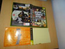 Videojuegos Grand Theft Auto Microsoft Xbox PAL