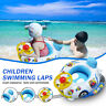Float Seat Boat Baby Ring Pool Swim Inflatable Swimming Safe  Kid Water Car