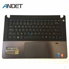95NEW Dell Vostro V5460 5460 5470 5480 Palmrest Cover Upper Case FPR Keyboard