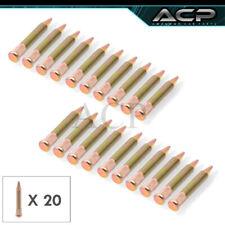 5-Lug M12x1.5mm 20 Pieces Steel Racing Extended Lug Nut Studs For Lexus JDM VIP