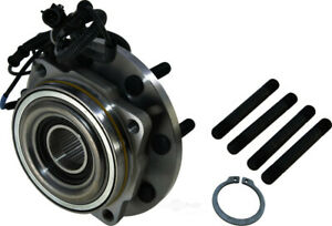 Wheel Bearing and Hub Assembly Front fits 08-10 Ford F-350 Super Duty