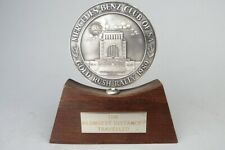 Pokal/Auszeichnung - Mercedes Benz Club of South Africa - Gold rush rally 1989