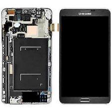 DISPLAY LCD+TOUCH SCREEN per SAMSUNG GALAXY NOTE 3 SM-N9005 NERO VETRO GRIGIO