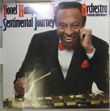 Jazz Sealed! Lp Lionel Hampton Lionel Hampton & His Sentimental Journey On Atlan