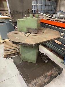 PIERCE ALL 200 MM X 4 MM SHEET METAL CORNER NOTCHER