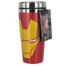 MARVEL TRAVEL MUG Iron Man