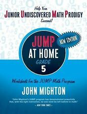 JUMP at Home, Grade 5: Worksheets for the JUMP Math Program (Paperback or Softba