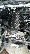 BMW E39 M57 DIESEL ENGINE M57D25 525 530 PARTS OR SPARES & REPAIR 330d 530d X5