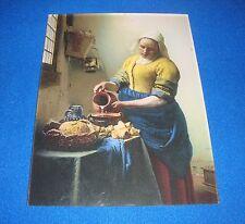 "The Kitchen Maid Johannes Vermeer 10"" X 7.5"""