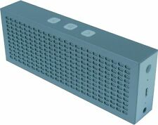 HMDX Jam Titanium Wireless Bluetooth Speaker - Blue