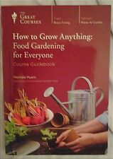 How to Grow Anything Food Gardening for Everyone 3 DVD & Book Set