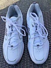 New Balance Mens Sneakers Size 11.5  Width 4E  White w/ Grey Trim  MX408WT
