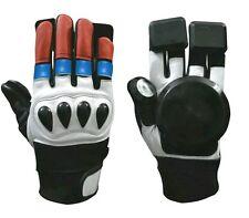 Skateboard gloves freeride slide